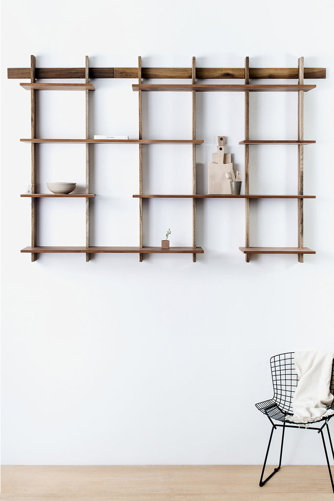 Kit BUNDLE 1 Sticotti Modular Shelving System