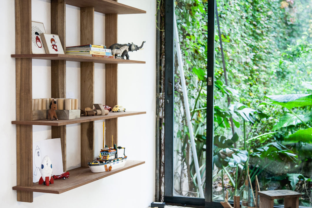 Kit A Sticotti Modular Shelving System