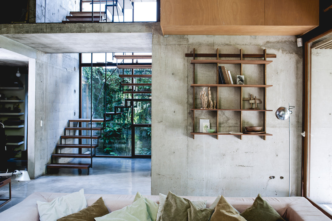 Kit B Sticotti Modular Shelving System