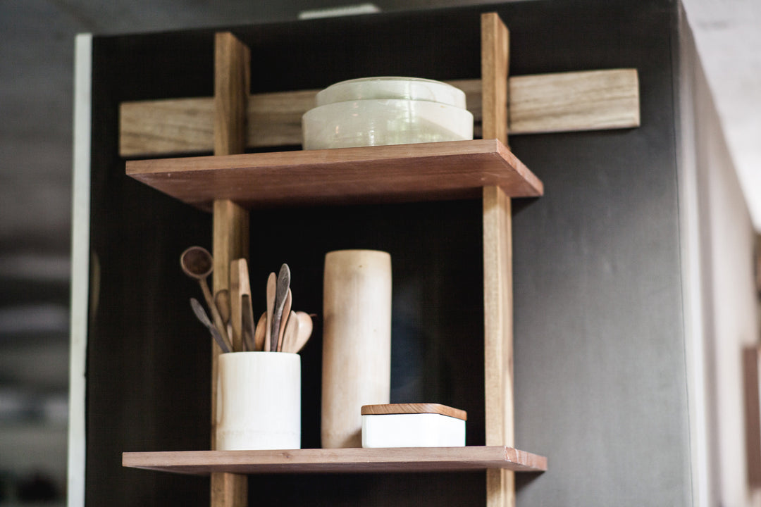 Kit D Sticotti Modular Shelving System