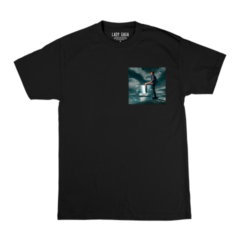 THE CURE BLACK SHORT SLEEVE T-SHIRT