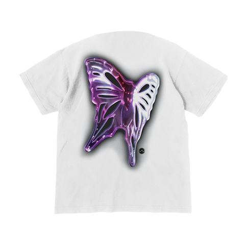 ABOUT TO FLY T-SHIRT