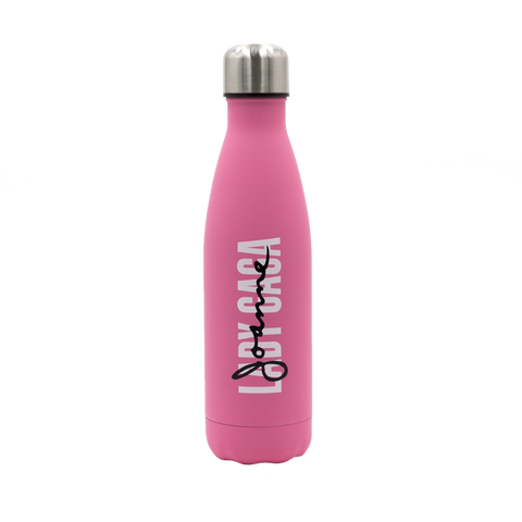 LADY GAGA LOGO WATER BOTTLE