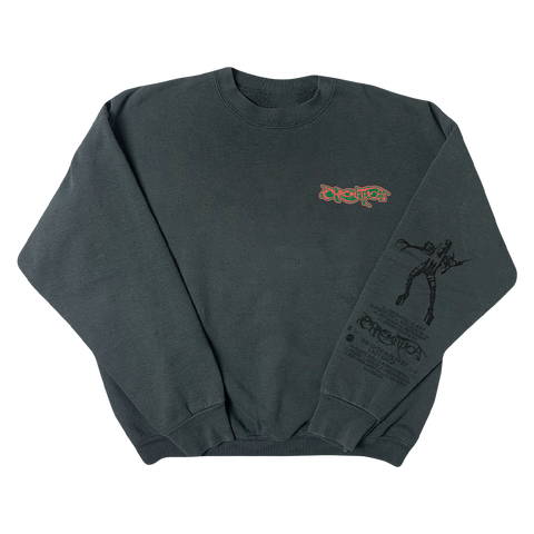 CHROMATICA CREWNECK + DIGITAL ALBUM