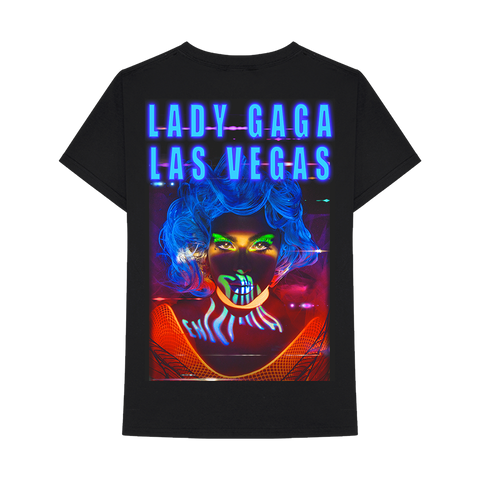 ENIGMA LAS VEGAS PHOTO TEE