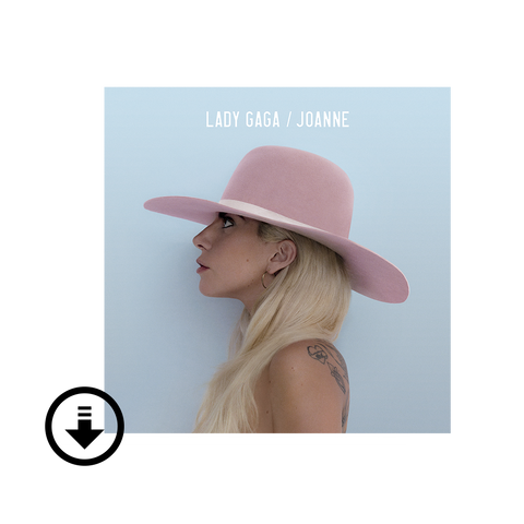 JOANNE DELUXE DIGITAL DOWNLOAD