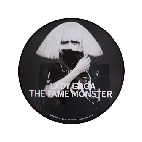 THE FAME MONSTER LP VINYL