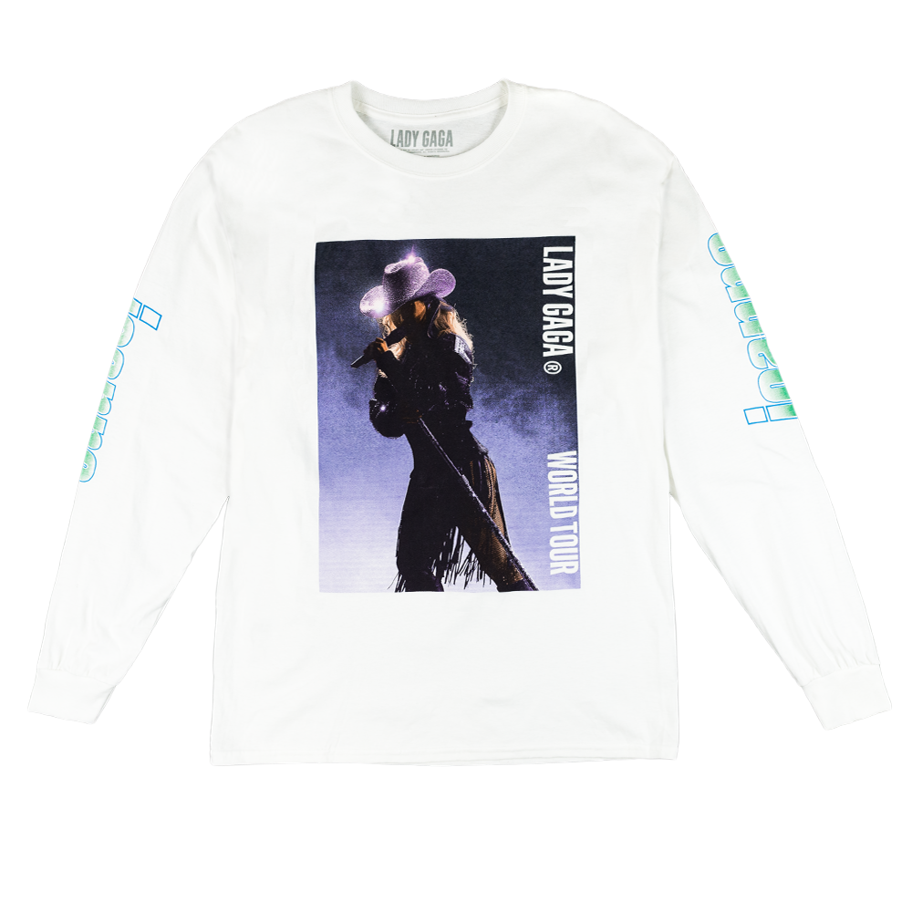 JOANNE WORLD TOUR PHOTO T SHIRT ...