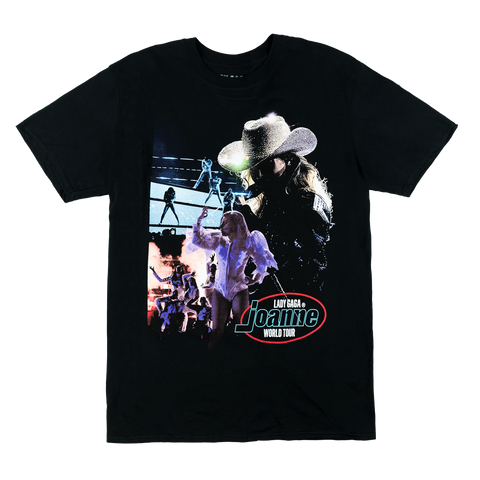 JOANNE WORLD TOUR HOMAGE T-SHIRT