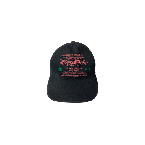 CHROMATICA HAT + DIGITAL ALBUM