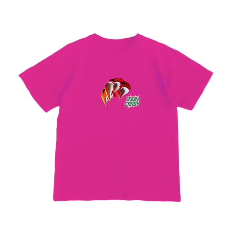 SOUR CANDY T-SHIRT + DIGITAL ALBUM