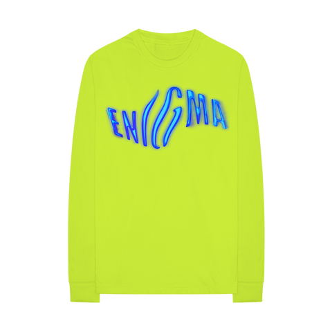 ENIGMA LOGO LONG SLEEVE