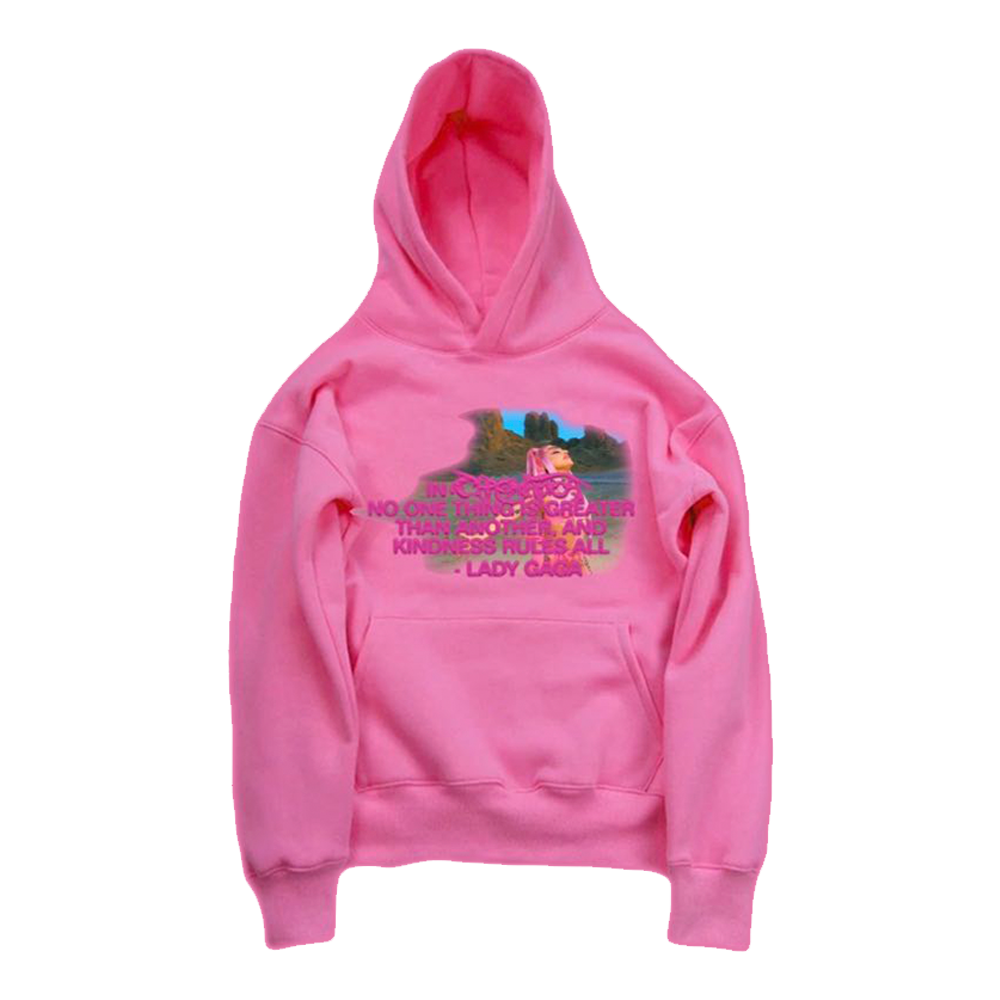 KINDNESS RULES ALL HOODIE