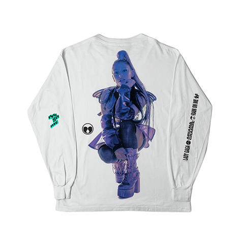 RAIN ON ME L/S T-SHIRT + DIGITAL ALBUM