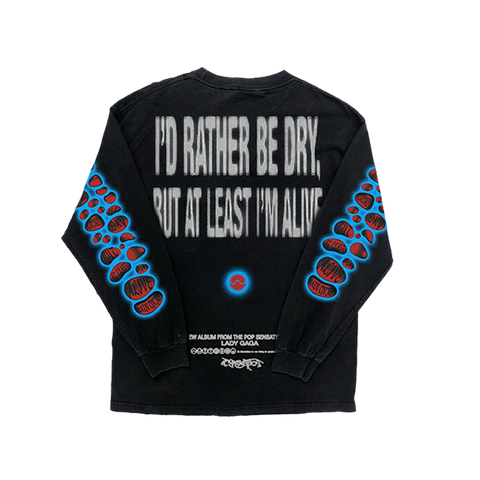 RATHER BE DRY L/S T-SHIRT
