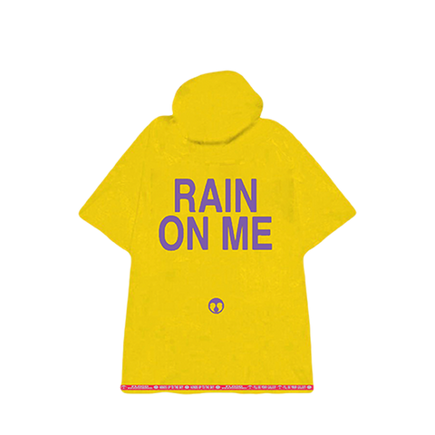 RATHER BE DRY PONCHO + DIGITAL ALBUM