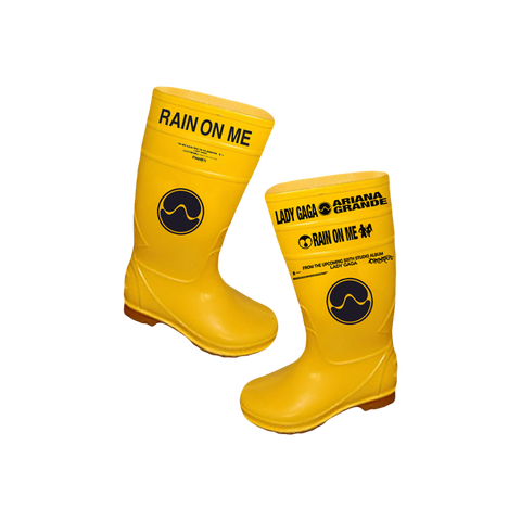 RATHER BE DRY RAINBOOTS + DIGITAL ALBUM