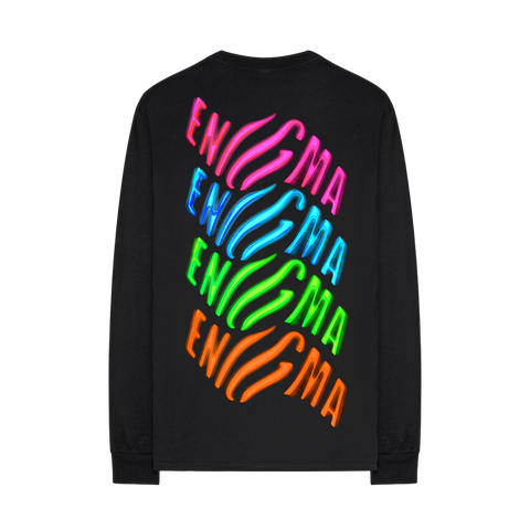 ENIGMA REPEAT PHOTO LONG SLEEVE