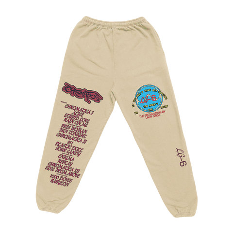 CHROMATICA SWEATPANTS III