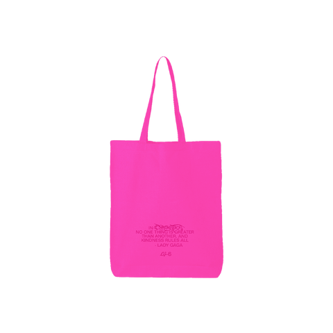 KINDNESS RULES TOTE