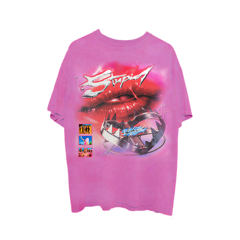 STUPID LOVE T-SHIRT II + DIGITAL ALBUM