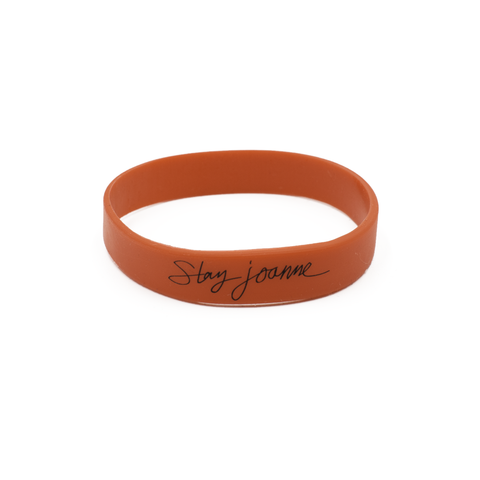 STAY JOANNE RUBBER BRACELET
