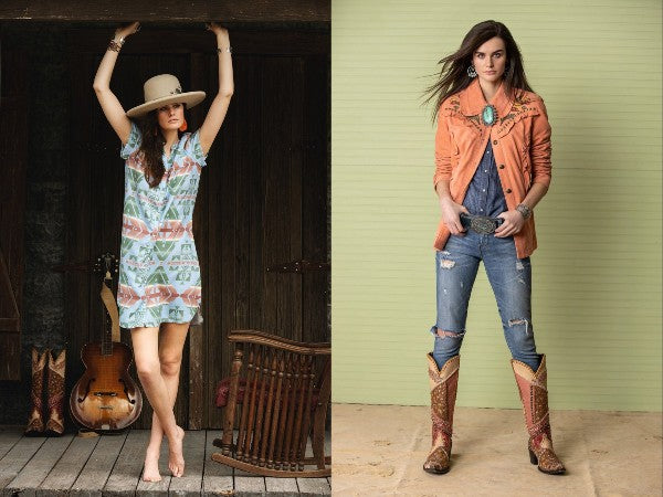 Spring Cowgirl Fashions are Here!