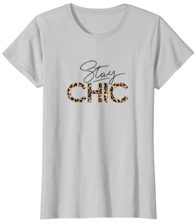 Cowgirl Kim Stay Chic Tee