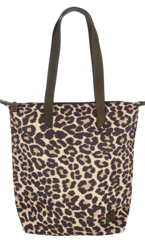 Ariat Leopard Cruiser Tote Bag