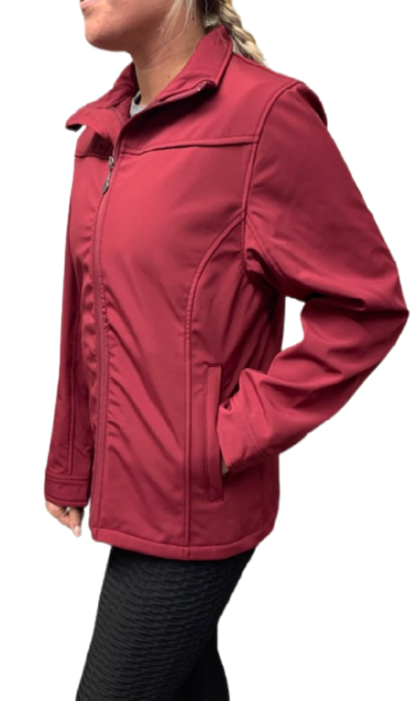 Wyoming Traders Cheyenne Jacket - Cranberry