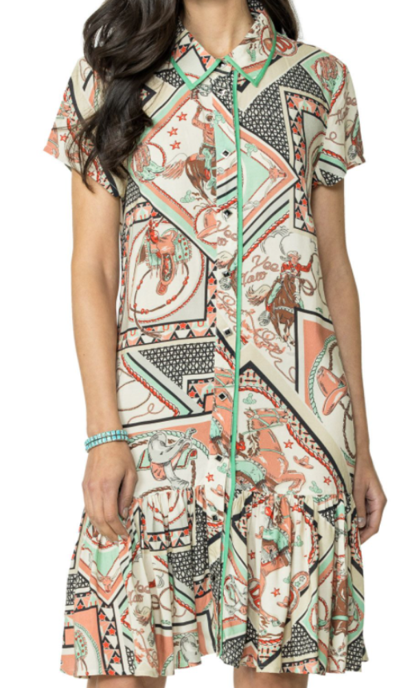 Double D Ranch Wild Rags Dress