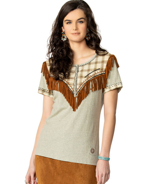 Double D Ranch Howdy Pardner Tee