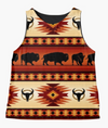 Cowgirl Kim Buffalo Canyon Sleeveless Top