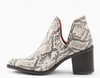 Ferrini Vibora Fashion Booties - Natural - Ships in 2 weeks