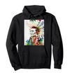 Cowgirl Kim War Chief Graphic Hoodie Pullover