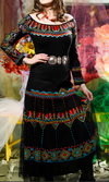 Vintage Collection Moonlight Aztec 2pc. Skirt Set