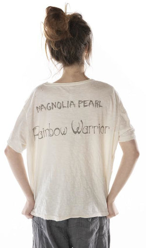 Magnolia Pearl Top 756 Jersey Pow Wow T - Moonlight
