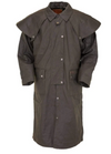 Outback Trading Co. Men's Waterproof Low Rider Duster - Brown - Pre Order