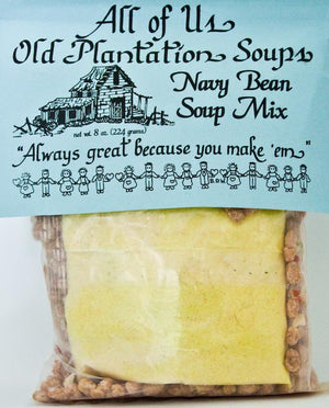 All of Us Soups & Dips - Navy Bean Soup - Cowgirl Kim