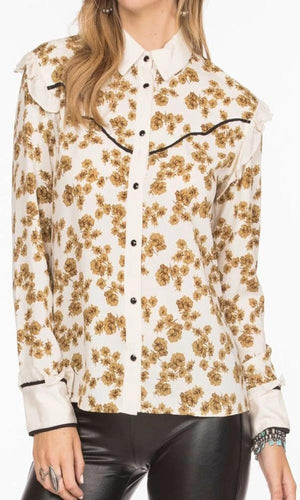 Double D Ranchwear 5th Avenue Top - Cowgirl Kim