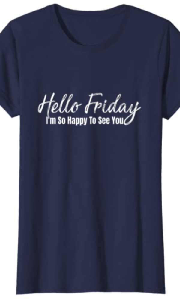 Cowgirl Kim Hello Friday Tee