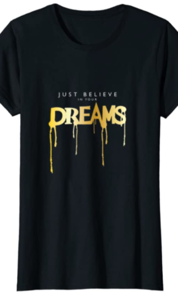 Cowgirl Kim Believe in Your Dreams Tee