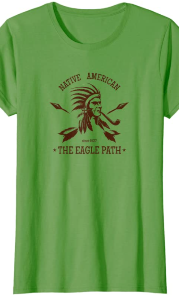 Cowgirl Kim Eagles Path Tee