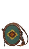 M&F Western Zapotec Canteen Bag - Pre Order