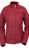 Outback Trading Co. Women's Stormy Oilskin Jacket - Berry - Pre Order