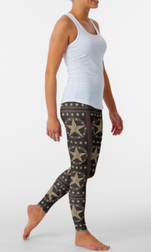Cowgirl Kim The Texas Hill Country Leggings