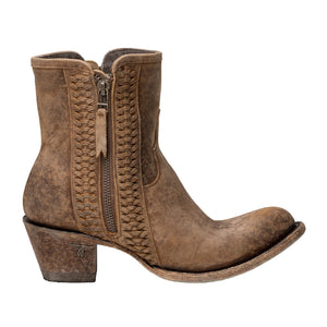 Lane Women's Layten Bootie~ Burnt Carmel #LB0448A