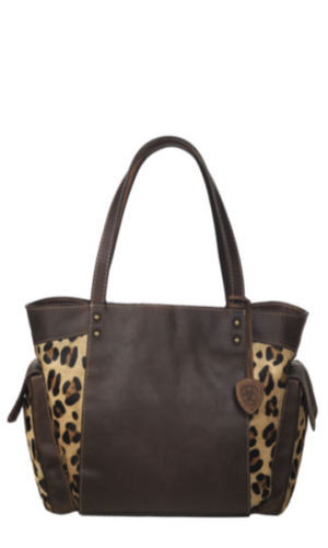 Ariat Bristol Hair on Hide Satchel - Pre Order
