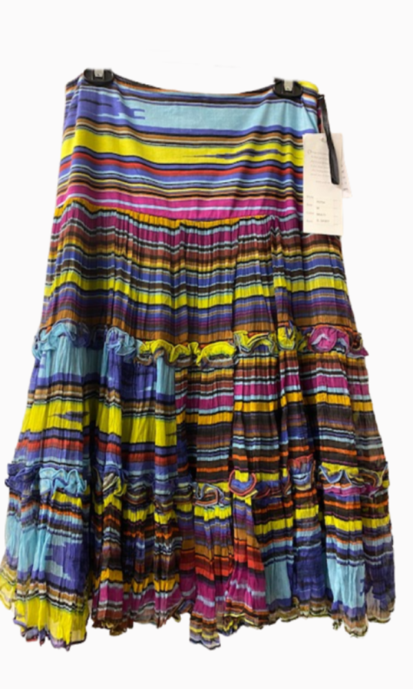 Vintage Collection Celebration Serape Short Skirt