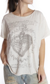 Magnolia Pearl Top 947 Faithful Heart T